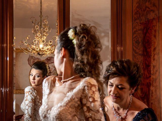 Il matrimonio di Simona e Carmelo a Casperia, Rieti 34