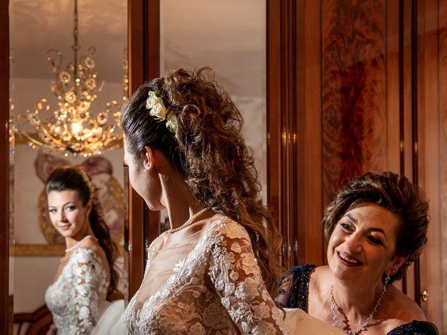 Il matrimonio di Simona e Carmelo a Casperia, Rieti 36
