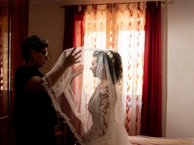 Il matrimonio di Simona e Carmelo a Casperia, Rieti 37