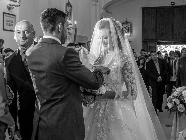 Il matrimonio di Simona e Carmelo a Casperia, Rieti 42
