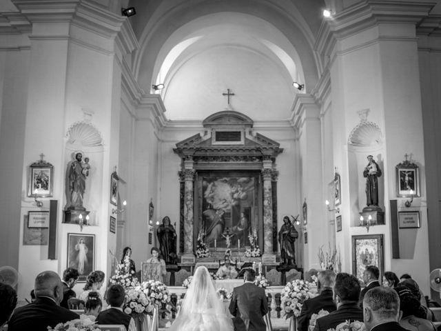 Il matrimonio di Simona e Carmelo a Casperia, Rieti 43