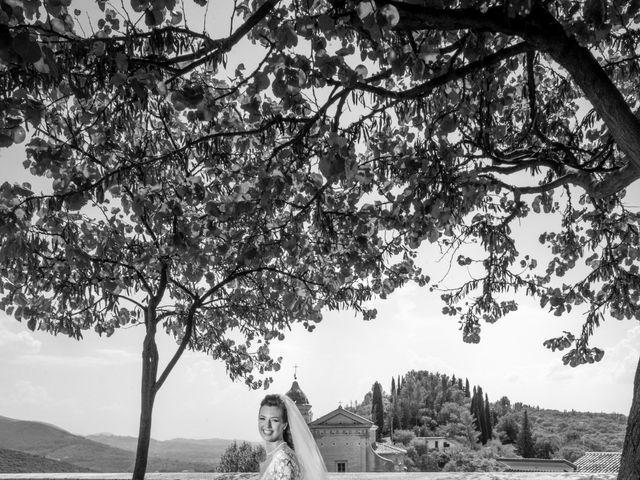 Il matrimonio di Simona e Carmelo a Casperia, Rieti 49