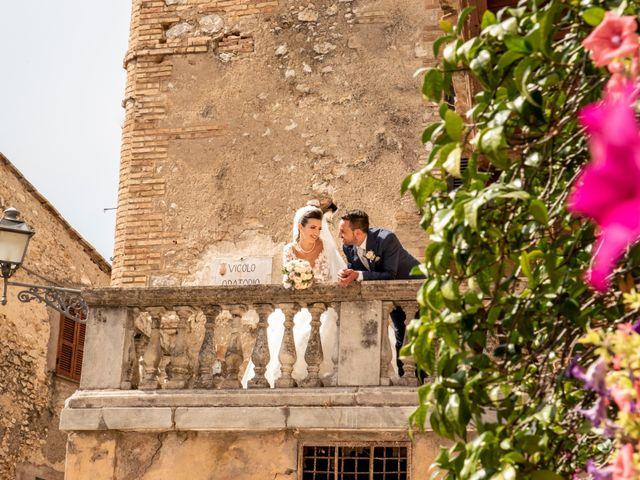 Il matrimonio di Simona e Carmelo a Casperia, Rieti 54