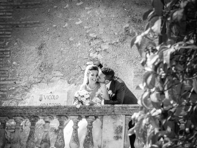 Il matrimonio di Simona e Carmelo a Casperia, Rieti 55