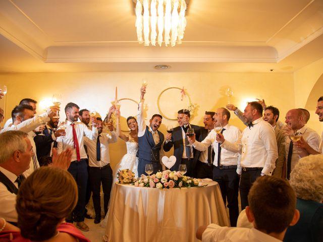Il matrimonio di Simona e Carmelo a Casperia, Rieti 58