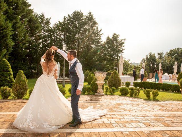 Il matrimonio di Simona e Carmelo a Casperia, Rieti 61