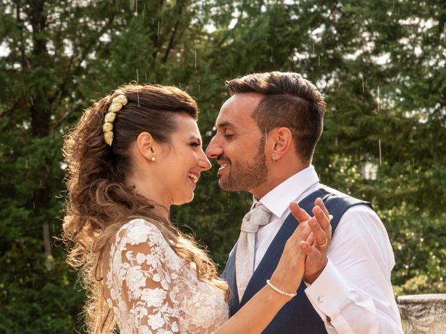 Il matrimonio di Simona e Carmelo a Casperia, Rieti 62