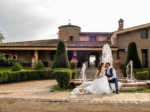 Il matrimonio di Simona e Carmelo a Casperia, Rieti 65