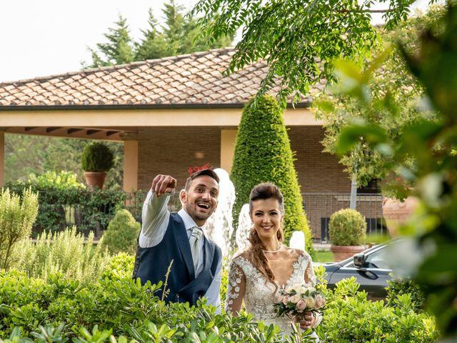 Il matrimonio di Simona e Carmelo a Casperia, Rieti 66