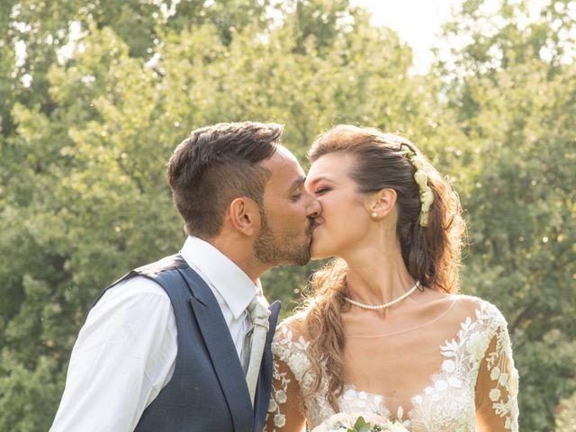 Il matrimonio di Simona e Carmelo a Casperia, Rieti 68