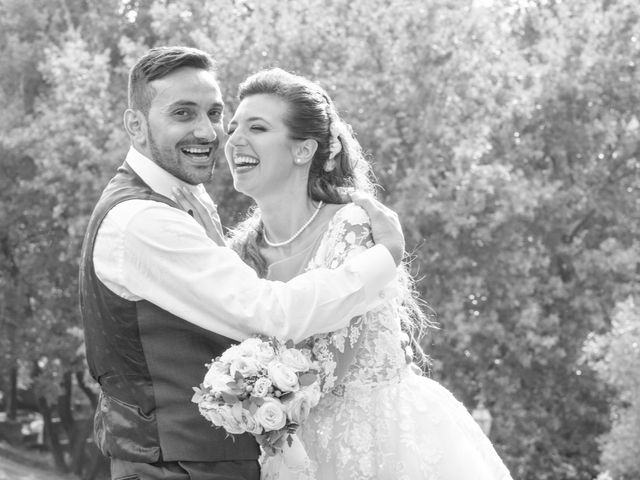 Il matrimonio di Simona e Carmelo a Casperia, Rieti 69