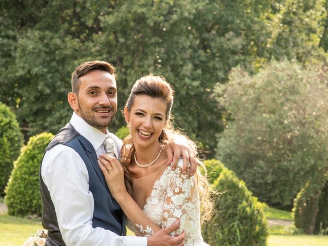 Il matrimonio di Simona e Carmelo a Casperia, Rieti 70