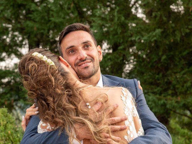 Il matrimonio di Simona e Carmelo a Casperia, Rieti 72