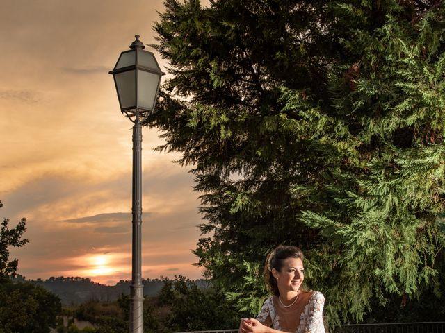 Il matrimonio di Simona e Carmelo a Casperia, Rieti 77