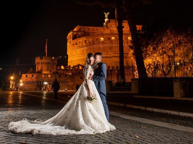 Il matrimonio di Simona e Carmelo a Casperia, Rieti 78