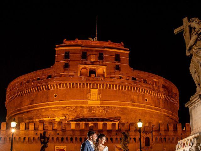 Il matrimonio di Simona e Carmelo a Casperia, Rieti 79