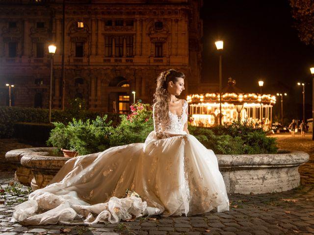 Il matrimonio di Simona e Carmelo a Casperia, Rieti 87