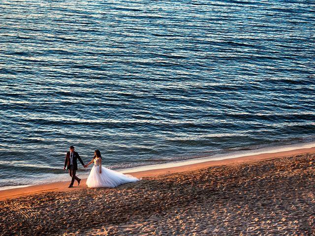 Il matrimonio di Sharon e Domenico a San Severo, Foggia 8