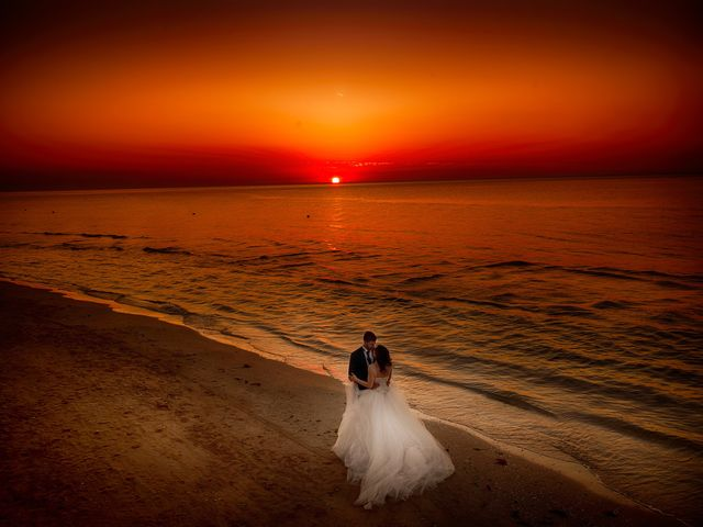 Il matrimonio di Sharon e Domenico a San Severo, Foggia 11