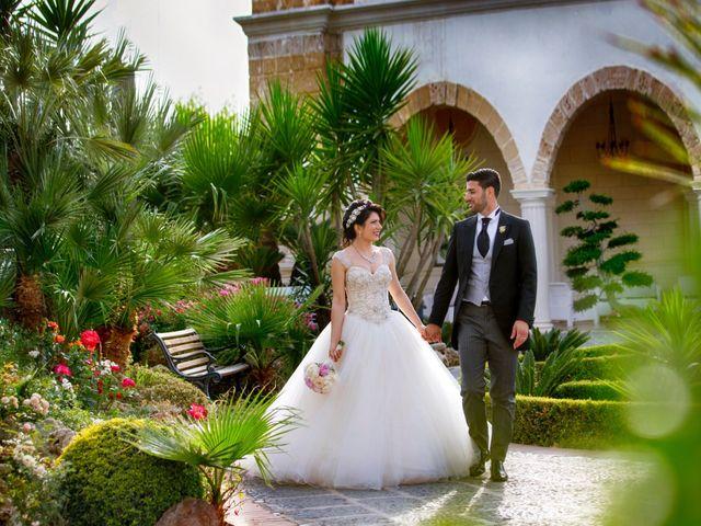 Il matrimonio di Sharon e Domenico a San Severo, Foggia 12