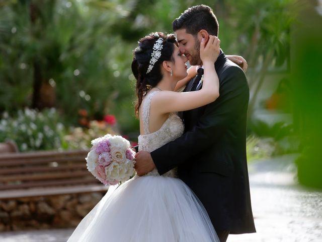 Il matrimonio di Sharon e Domenico a San Severo, Foggia 13