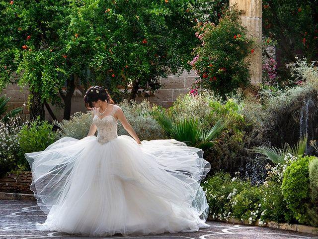 Il matrimonio di Sharon e Domenico a San Severo, Foggia 14