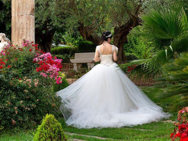Il matrimonio di Sharon e Domenico a San Severo, Foggia 16