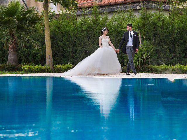 Il matrimonio di Sharon e Domenico a San Severo, Foggia 17