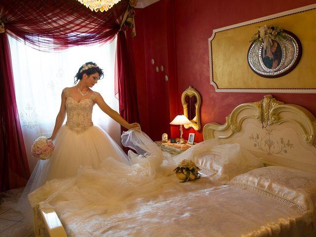 Il matrimonio di Sharon e Domenico a San Severo, Foggia 24