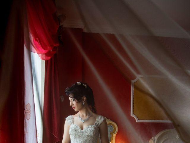 Il matrimonio di Sharon e Domenico a San Severo, Foggia 25