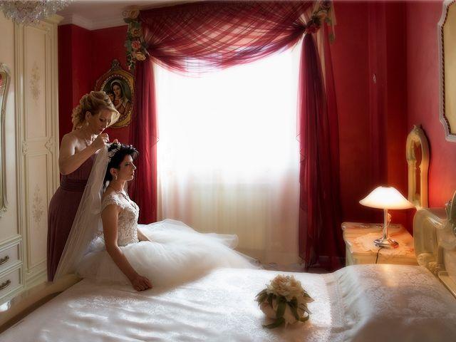 Il matrimonio di Sharon e Domenico a San Severo, Foggia 26