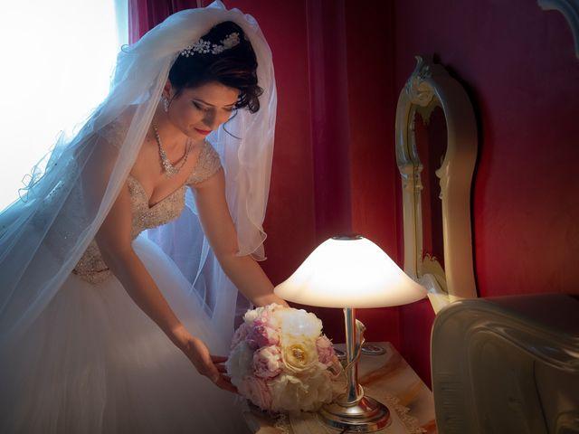 Il matrimonio di Sharon e Domenico a San Severo, Foggia 27