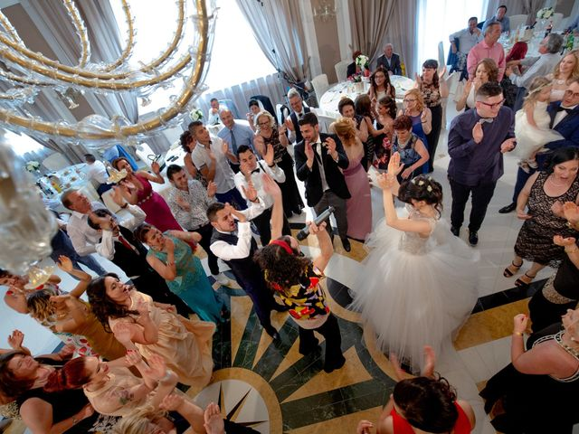 Il matrimonio di Sharon e Domenico a San Severo, Foggia 30