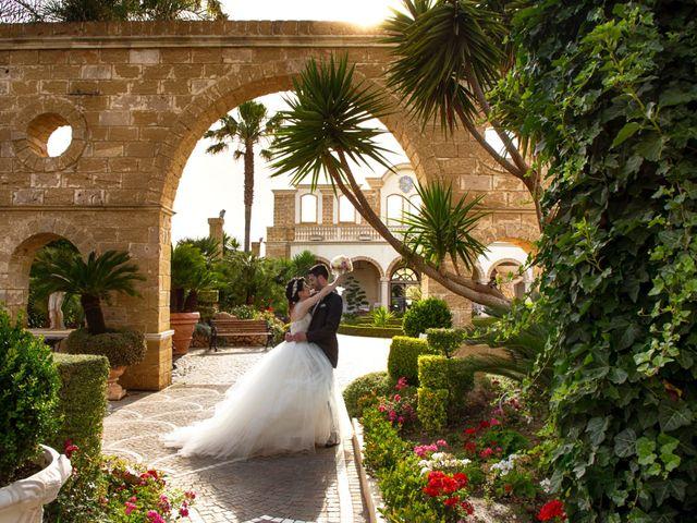 Il matrimonio di Sharon e Domenico a San Severo, Foggia 32