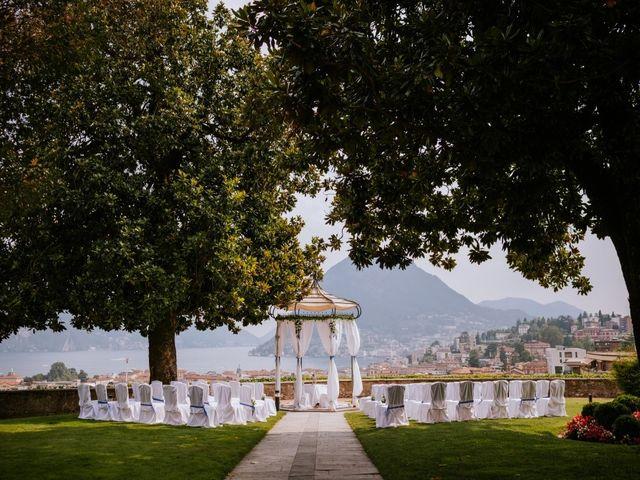 Il matrimonio di Stefan e Federica a Lugano, Ticino 2