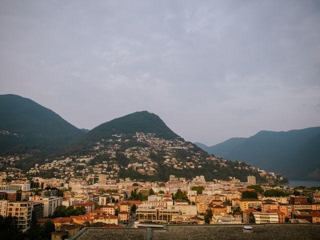 Il matrimonio di Stefan e Federica a Lugano, Ticino 3