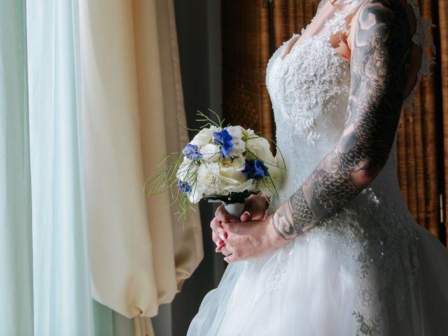Il matrimonio di Stefan e Federica a Lugano, Ticino 16