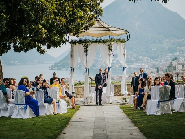 Il matrimonio di Stefan e Federica a Lugano, Ticino 19