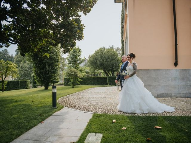 Il matrimonio di Stefan e Federica a Lugano, Ticino 20