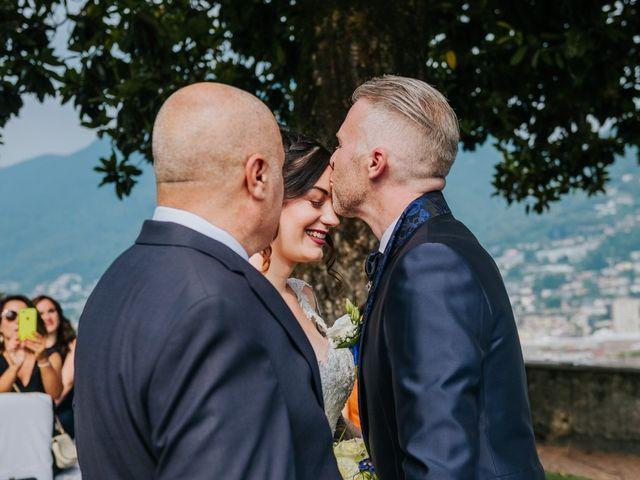 Il matrimonio di Stefan e Federica a Lugano, Ticino 21