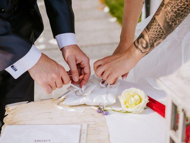 Il matrimonio di Stefan e Federica a Lugano, Ticino 24