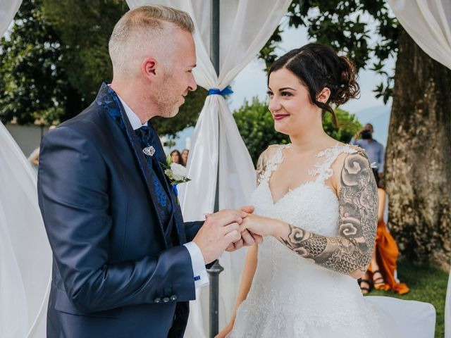 Il matrimonio di Stefan e Federica a Lugano, Ticino 25