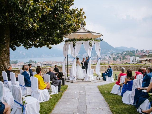 Il matrimonio di Stefan e Federica a Lugano, Ticino 27