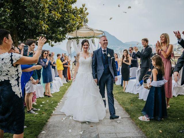 Il matrimonio di Stefan e Federica a Lugano, Ticino 28