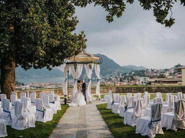 Il matrimonio di Stefan e Federica a Lugano, Ticino 1