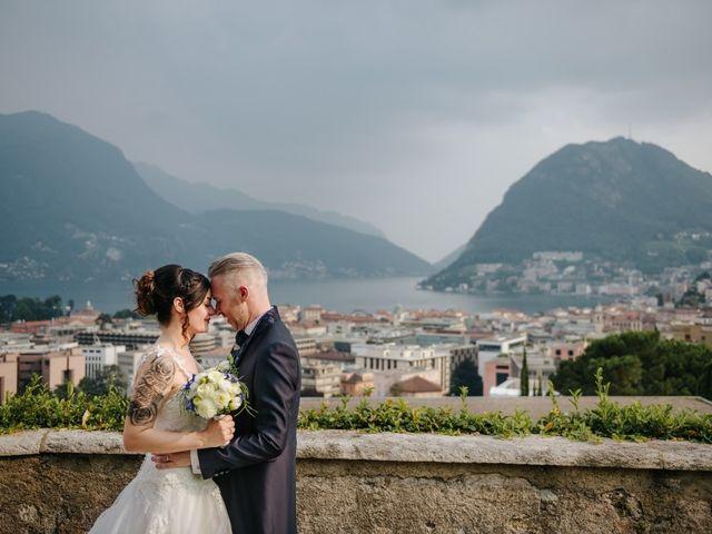 Il matrimonio di Stefan e Federica a Lugano, Ticino 29