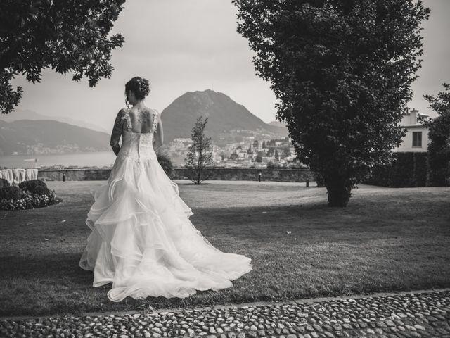 Il matrimonio di Stefan e Federica a Lugano, Ticino 30