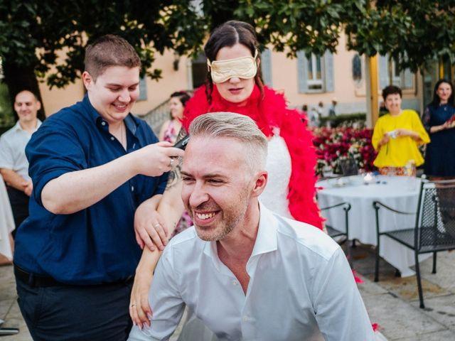 Il matrimonio di Stefan e Federica a Lugano, Ticino 36