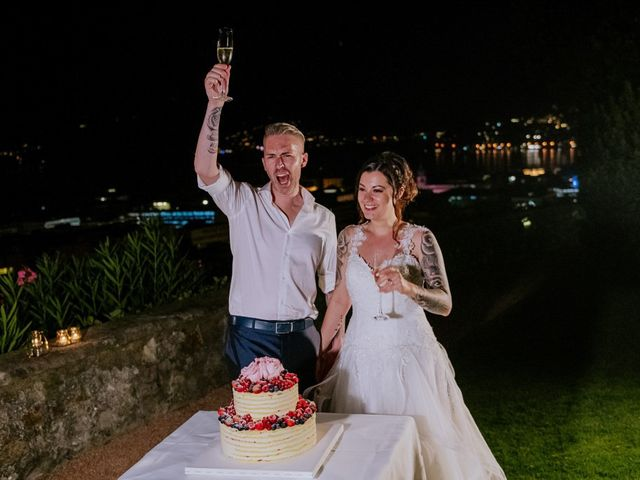 Il matrimonio di Stefan e Federica a Lugano, Ticino 38