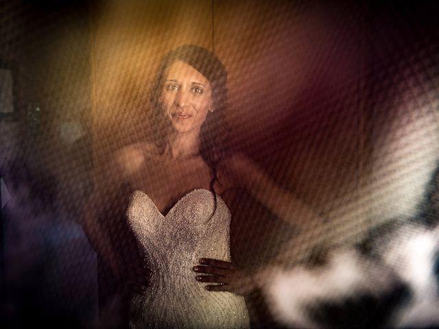 le nozze di Imma e Simone